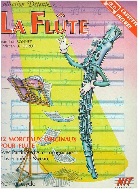 Partition flute Livres et BD