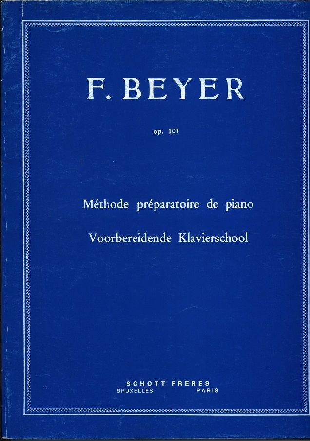Partition Méthode de Piano 8 Le Brouilh-Monbert (32)