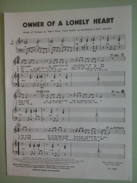 PARTITION DE PIANO/CHANT 3 Albi (81)