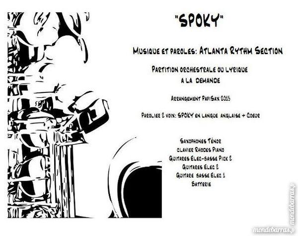 Partition «SPOKY» Orchestrale ou Lyrique 12 Mimizan (40)