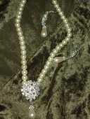 Parure de bijoux perles et strass, neuve 33 Châtenay-Malabry (92)