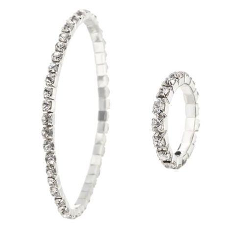 Parure composée d'un collier et d'un bracelet en m 8 Le Bouscat (33)