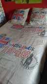 parure housse de couette complète pour lit 2 personnes 50 Abbeville (80)