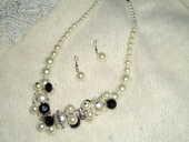 Parure en perles avec boucles - neuve 38 Châtenay-Malabry (92)