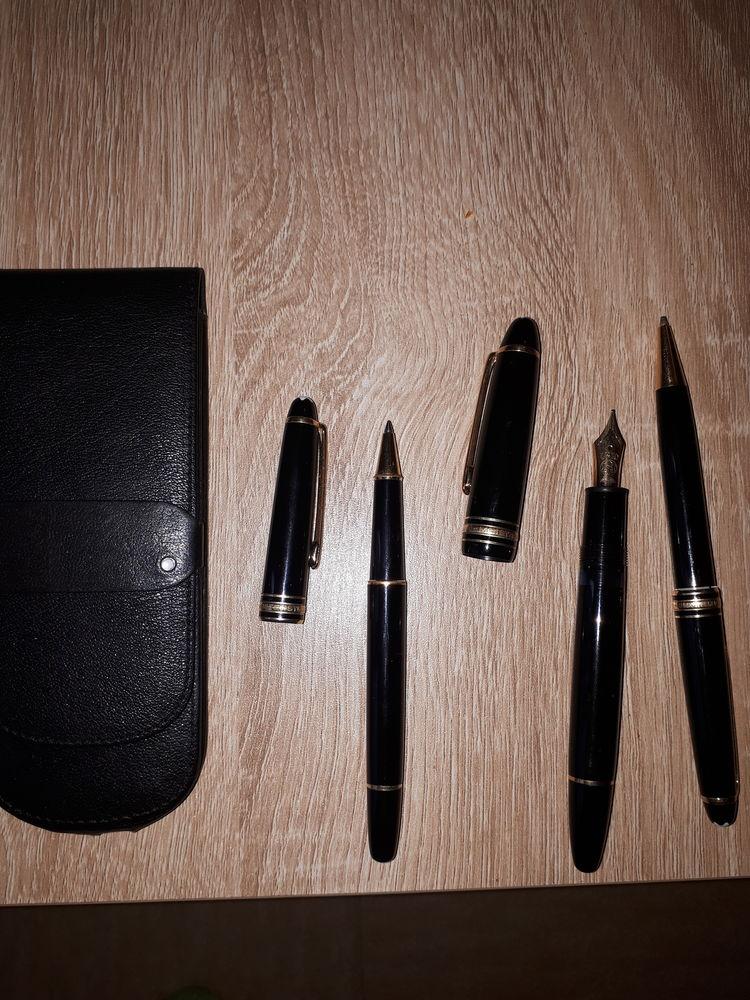 parure e stylo mont blanc  0 Aubervilliers (93)