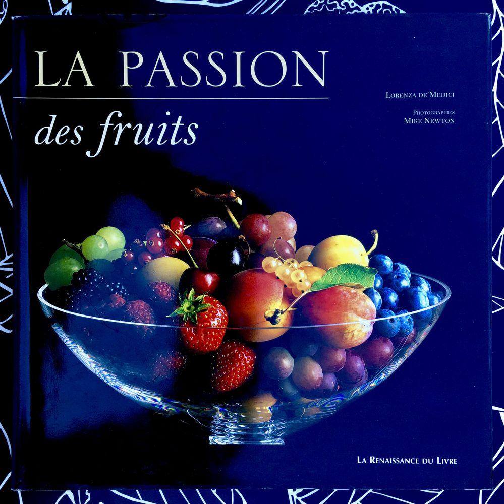 LA PASSION des FRUITS de L. de Medici; Beau livre d'art Neuf 11 L'Isle-Jourdain (32)