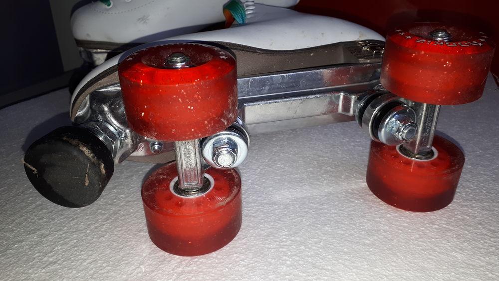 Patins à roulettes professionnels  50 Laon (02)