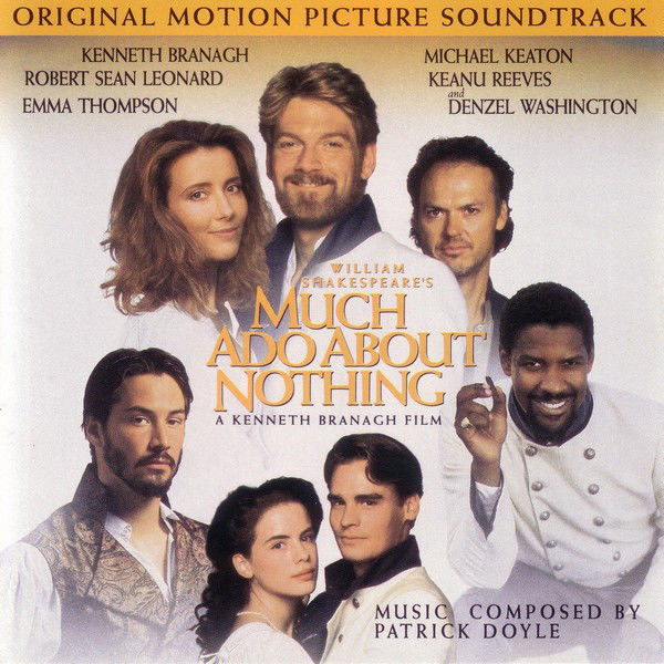 cd Patrick Doyle ?? Much Ado About Nothing (etat neuf 5 Martigues (13)