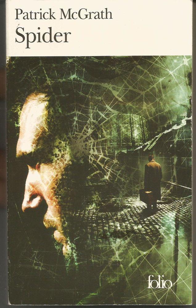 Patrick McGrath : Spider - FOLIO N° 3772  2 Montauban (82)