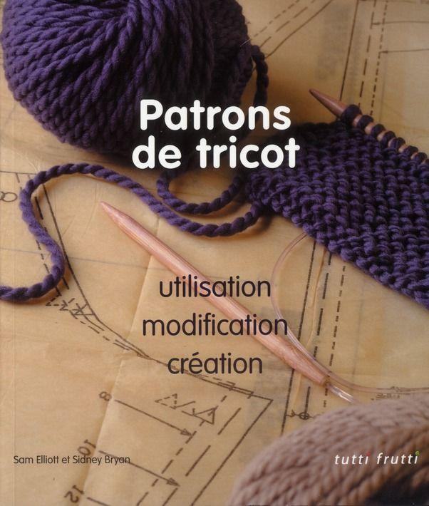 Patrons de tricot ; utilisation, modifications, créations 45 Troyes (10)