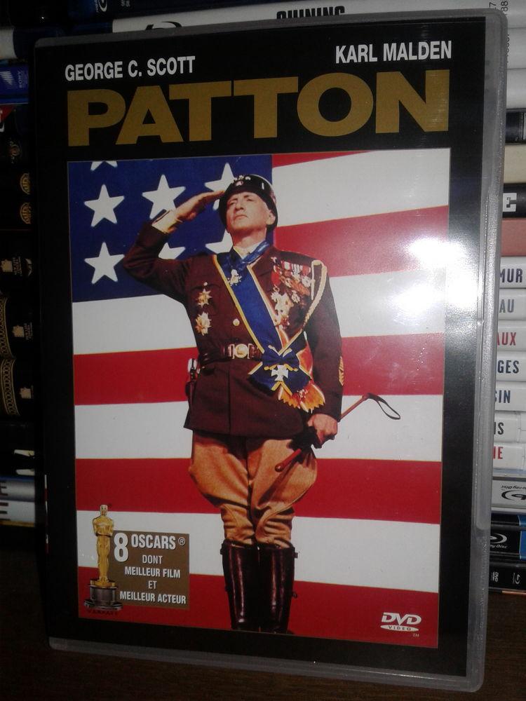 DVD Patton (George C. Scott) 4 Paris 15 (75)