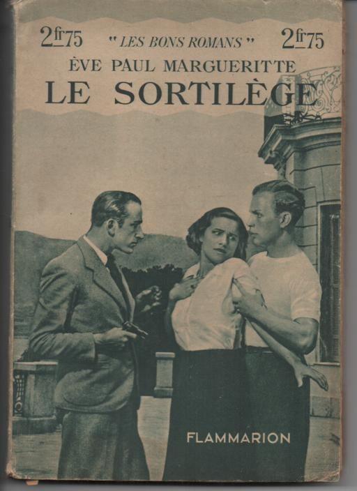 Eve PAUL MARGUERITTE Le sortilège 5 Montauban (82)