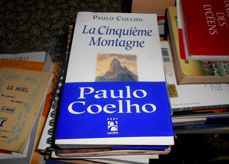 Paulo Coelho La Cinquième Montagne 10 Monflanquin (47)
