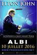 Pause Guitare 2 billets Elton John Billetterie