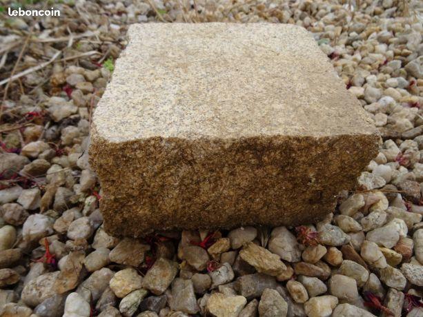 Pavés granit bouchardés 0 Saint-Géréon (44)