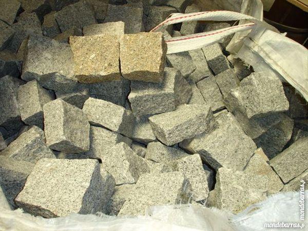 Pavés en granit Décoration