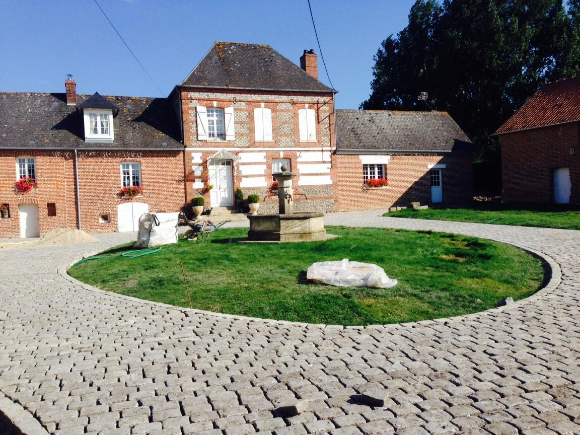Paves granit 40 Orléans (45)
