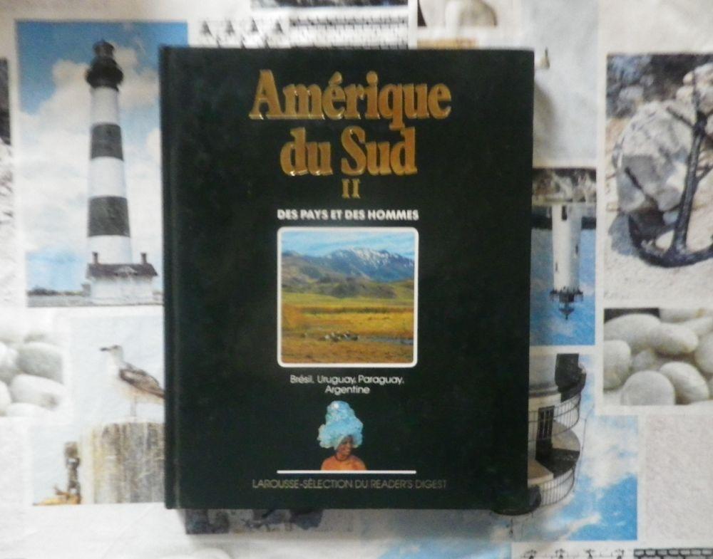 DES PAYS ET DES HOMMES AMERIQUE DU SUD Tome II Larousse Read 4 Bubry (56)