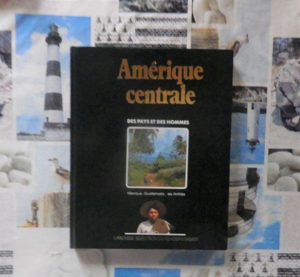 DES PAYS ET DES HOMMES AMERIQUE CENTRALE Larousse Reader's D 4 Bubry (56)