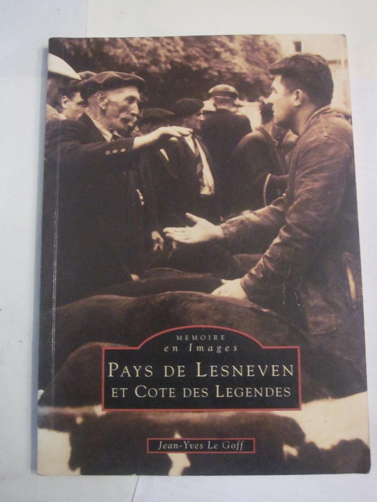 PAYS DE LESNEVEN ET COTE DES LEGENDES 15 Brest (29)