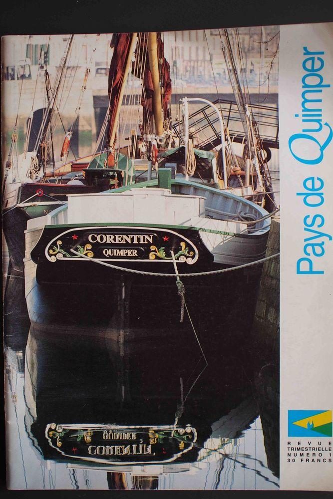 PAYS DE QUIMPER N°1 Livres et BD