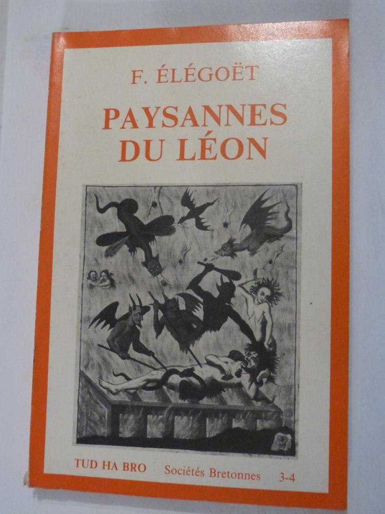 PAYSANNES DU LEON  -  PLOUGUERNEAU  par  F. ELEGOET 16 Brest (29)