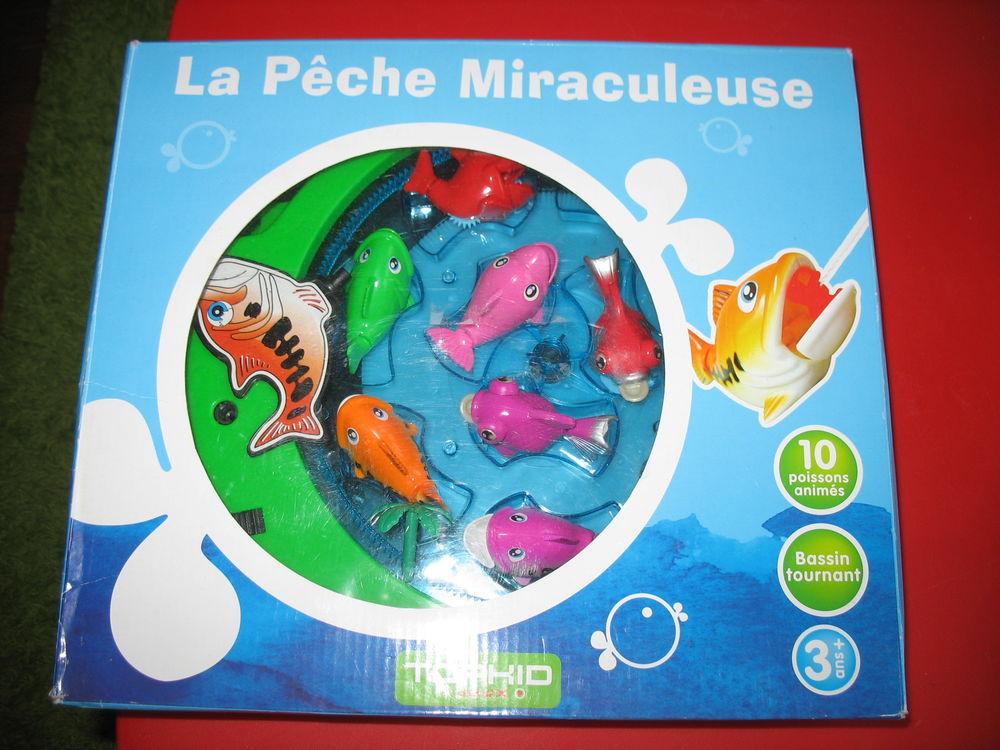 pèche miraculeuse 6 Vélizy-Villacoublay (78)