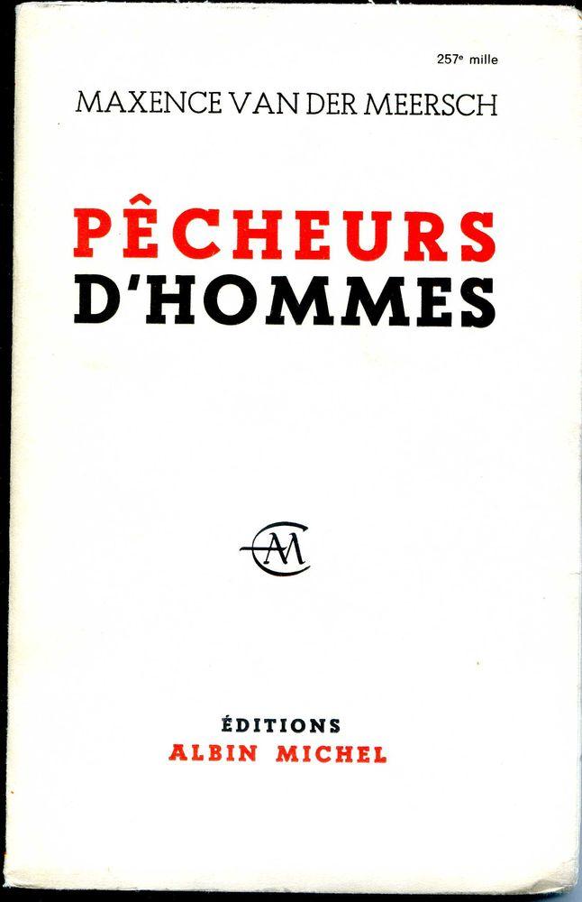 Pêcheurs d'hommes - Maxence Van der Meersch, 10 Rennes (35)