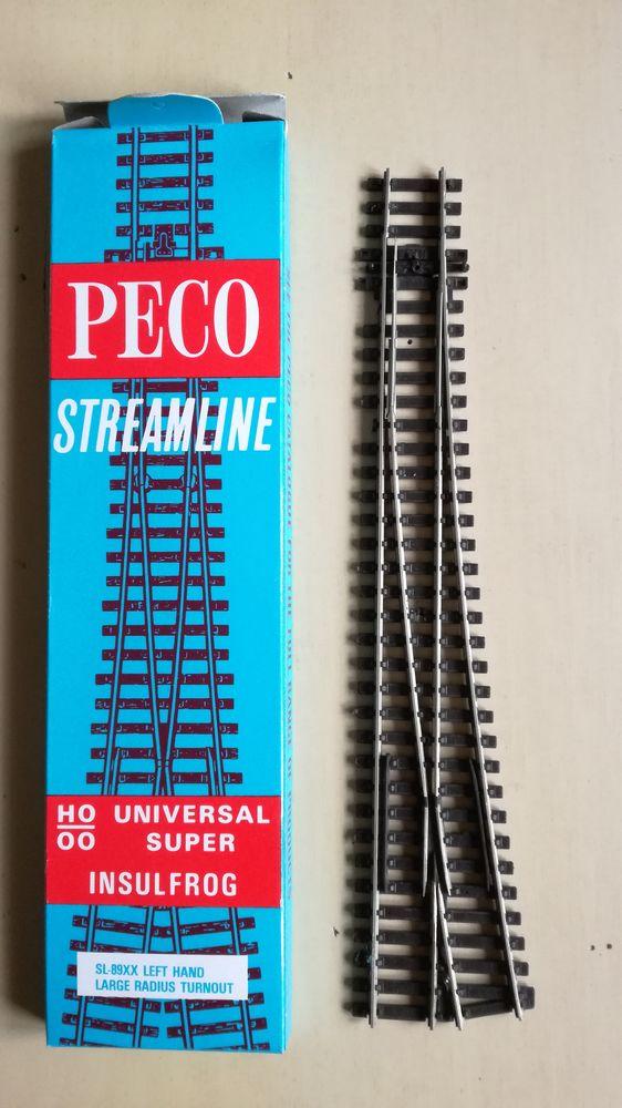 Peco SL-89, aiguillage 15 Cormeilles-en-Parisis (95)