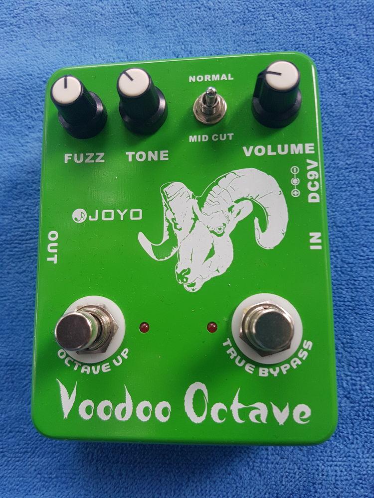 pédale fuzz voodoo octave + Key9 + boss turbo overdrive 50 La Seyne-sur-Mer (83)