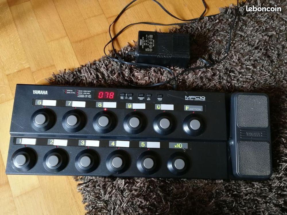 Pédalier contrôleur Yamaha MFC10 80 Rueil-Malmaison (92)