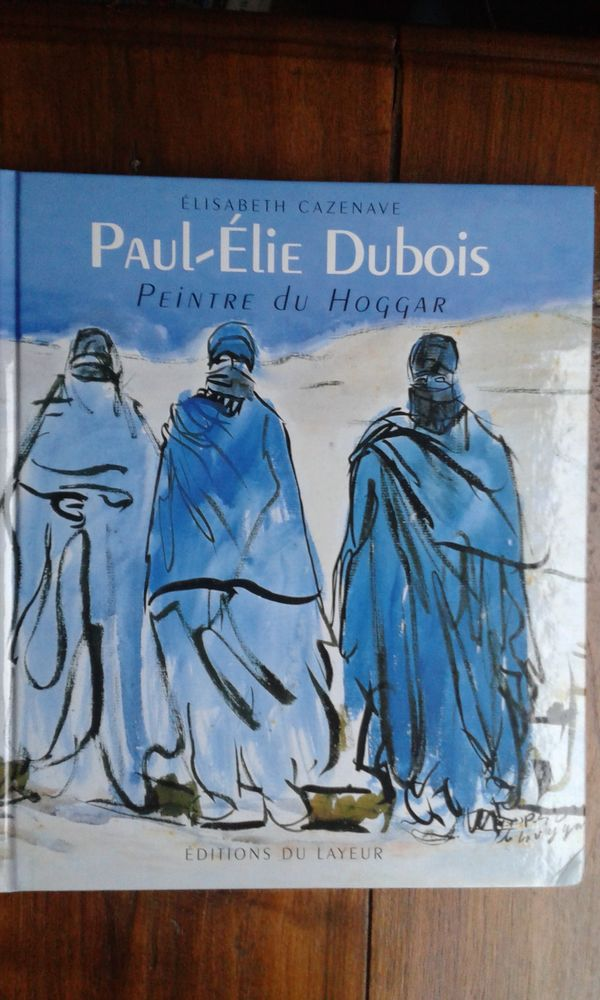 Peintre du hoggar 55 Cossé-le-Vivien (53)