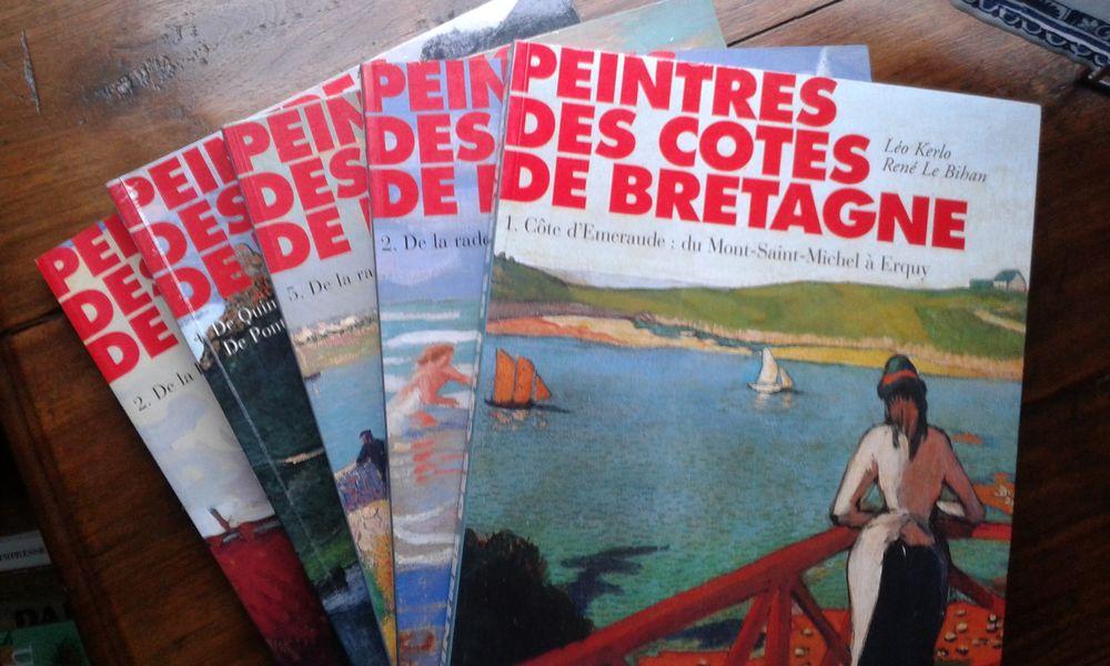PEINTRES DES COTES DE BRETAGNE 285 Cossé-le-Vivien (53)