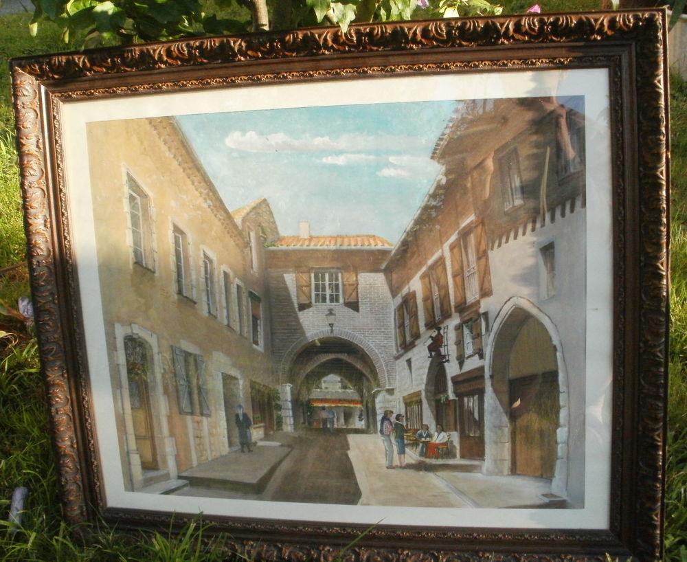Peinture de AYMAR, artiste à LAUZERTE - 82 150 Montauban (82)