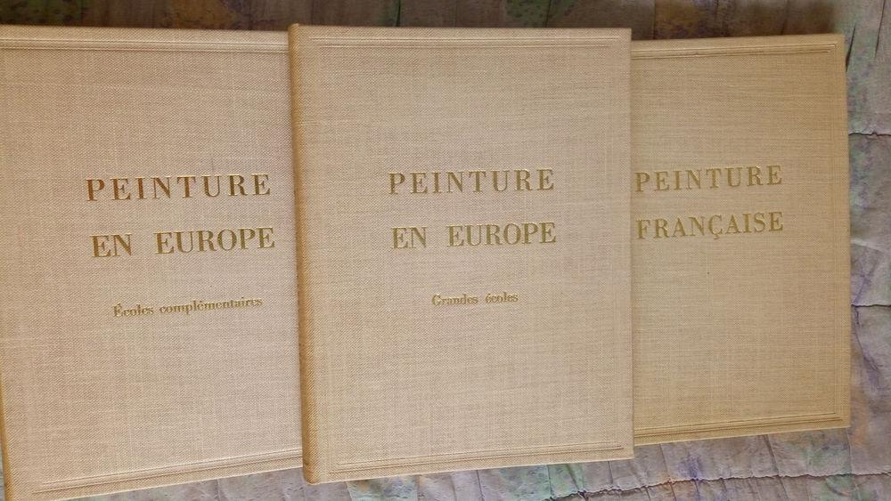 Peinture Française ,  Peinture en Europe 50 Clermont-Ferrand (63)