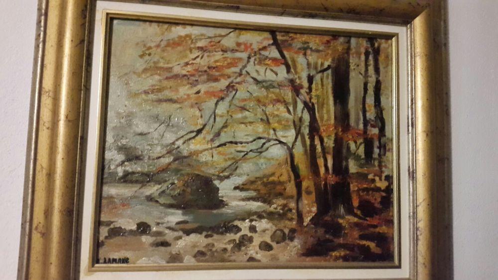 peinture  à  l'huile  sur toile 250 Marseille 3 (13)