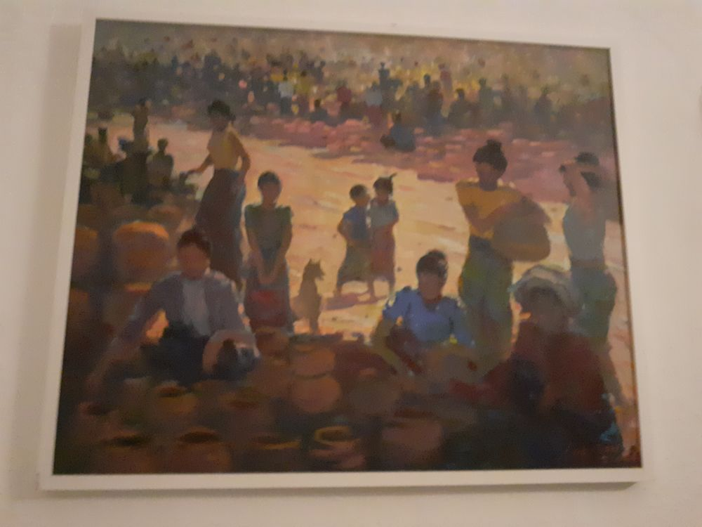 2 peintures 150 Malaucène (84)