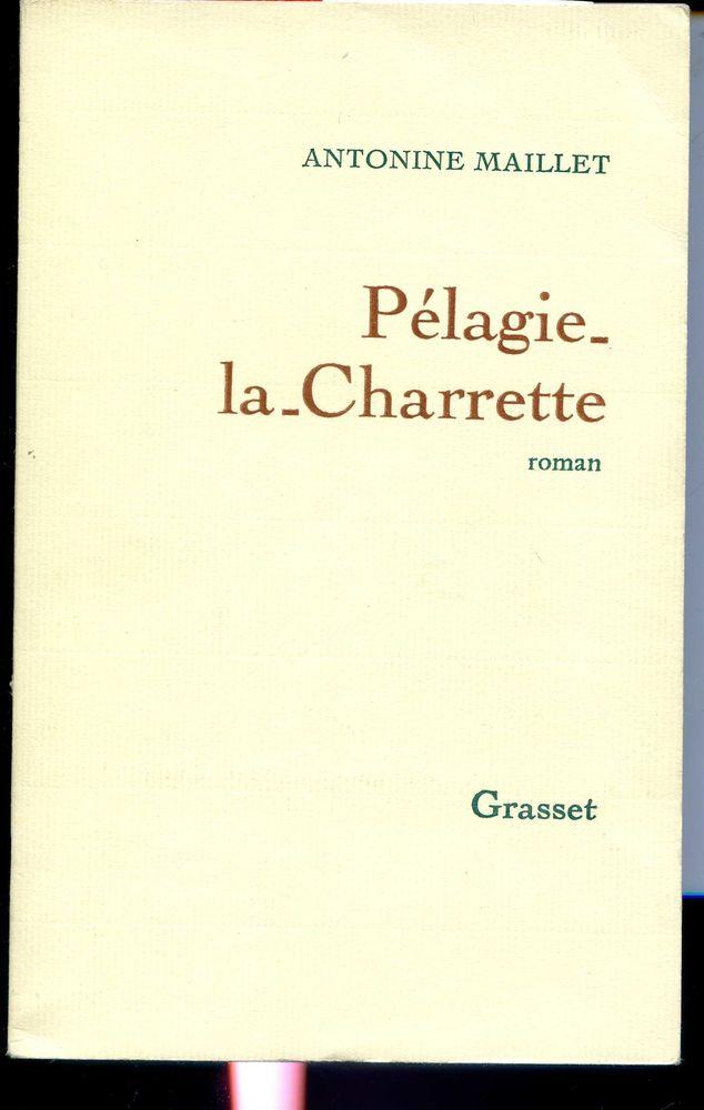 Pélagie-la-charrette- Antonine Maillet, 4 Rennes (35)