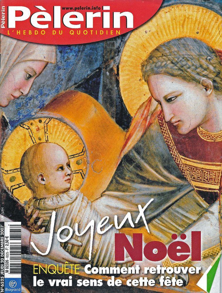 LE PELERIN Magazine n°6525 2007  Procès COLONNA  2 Castelnau-sur-Gupie (47)