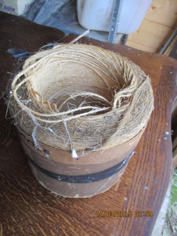 pelote de ficelle sisal 10 Casteljaloux (47)
