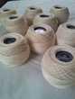 Pelotes de coton DMC 'Cébélia' N°20 / ÉCRU