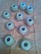 Pelotes de coton DMC - Cordonnet Spécial Crochet N°10 / Écru