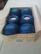 Pelotes de 50g de Coton perlé DMC N°5 / Grand Bleu n° 517