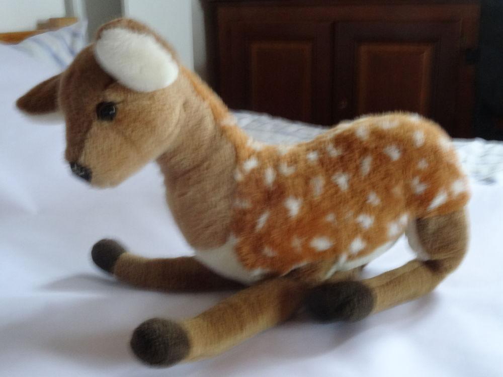 Peluche Bambi  10 Saint-Jeoire (74)