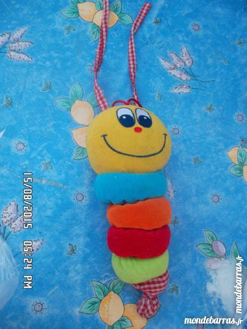 peluche chenille 1 Chambly (60)