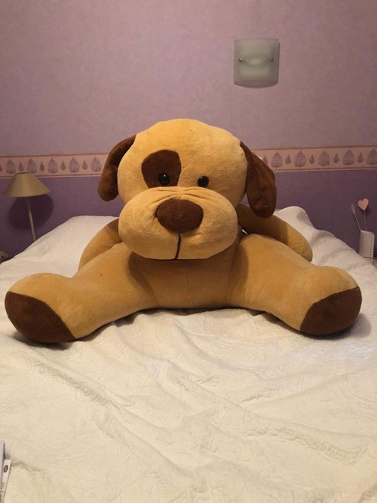 Peluche chien géante pour enfants ou décoration 10 Seynod (74)