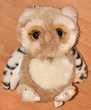PUY DU FOU. Peluche chouette hibou. 23 cm. Très douce. Tbe Jeux / jouets