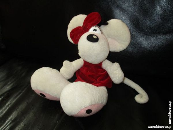 peluche Diddle 5 Grigny (91)