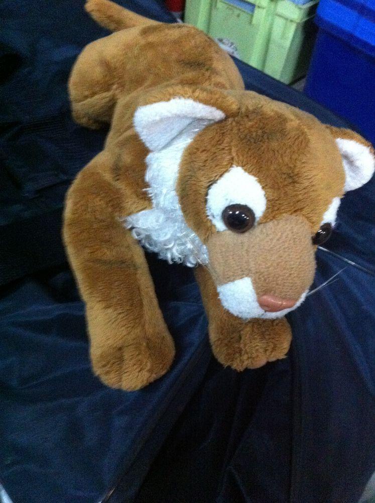 G/A Peluche doudou bébé Tigre Nickel Jeux / jouets