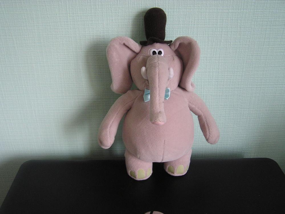 Peluche (doudou) ELEPHANT 3 Brouckerque (59)